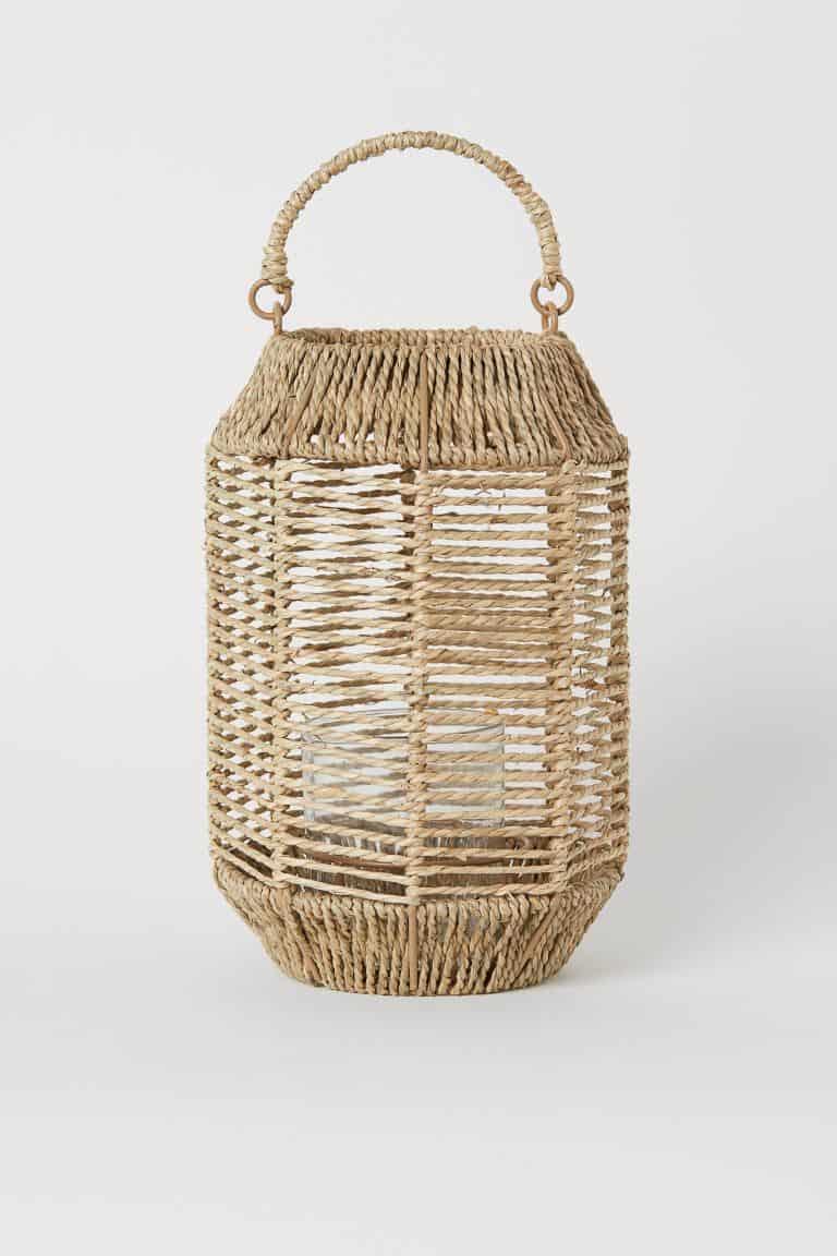 seagrass lantern large