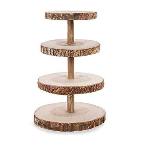 four tier cupcake stand