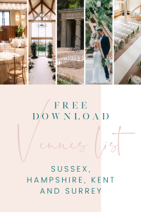 contemporary venues sussex