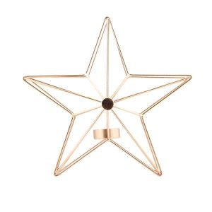 star tealight holder