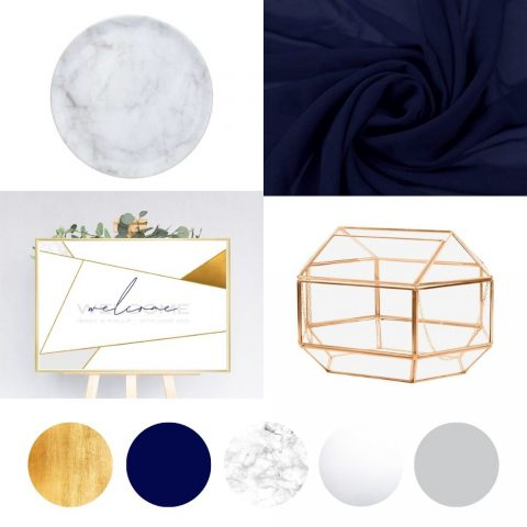 Winter wedding decor hire package-min