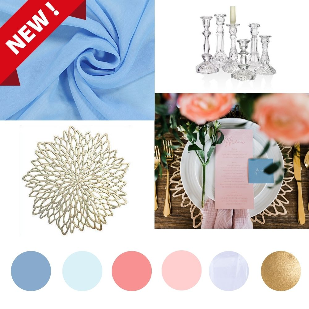 Wedding decor hire package - Spring
